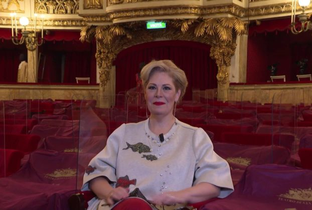 Il soprano Radvanovsky piange per il Covid Il pubblico ci manca