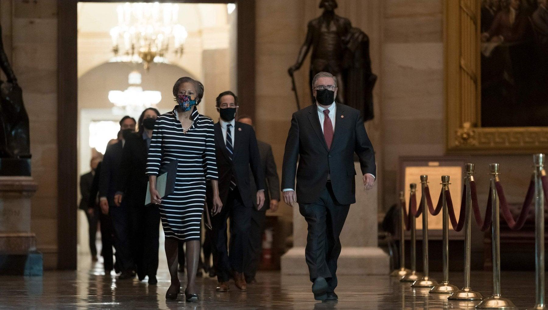 Impeachment al Senato Trump e una minaccia per la democrazia