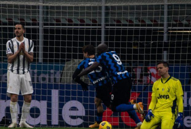 Inter Juventus 2 0 Vidal e Barella lezione ai campioni dItalia