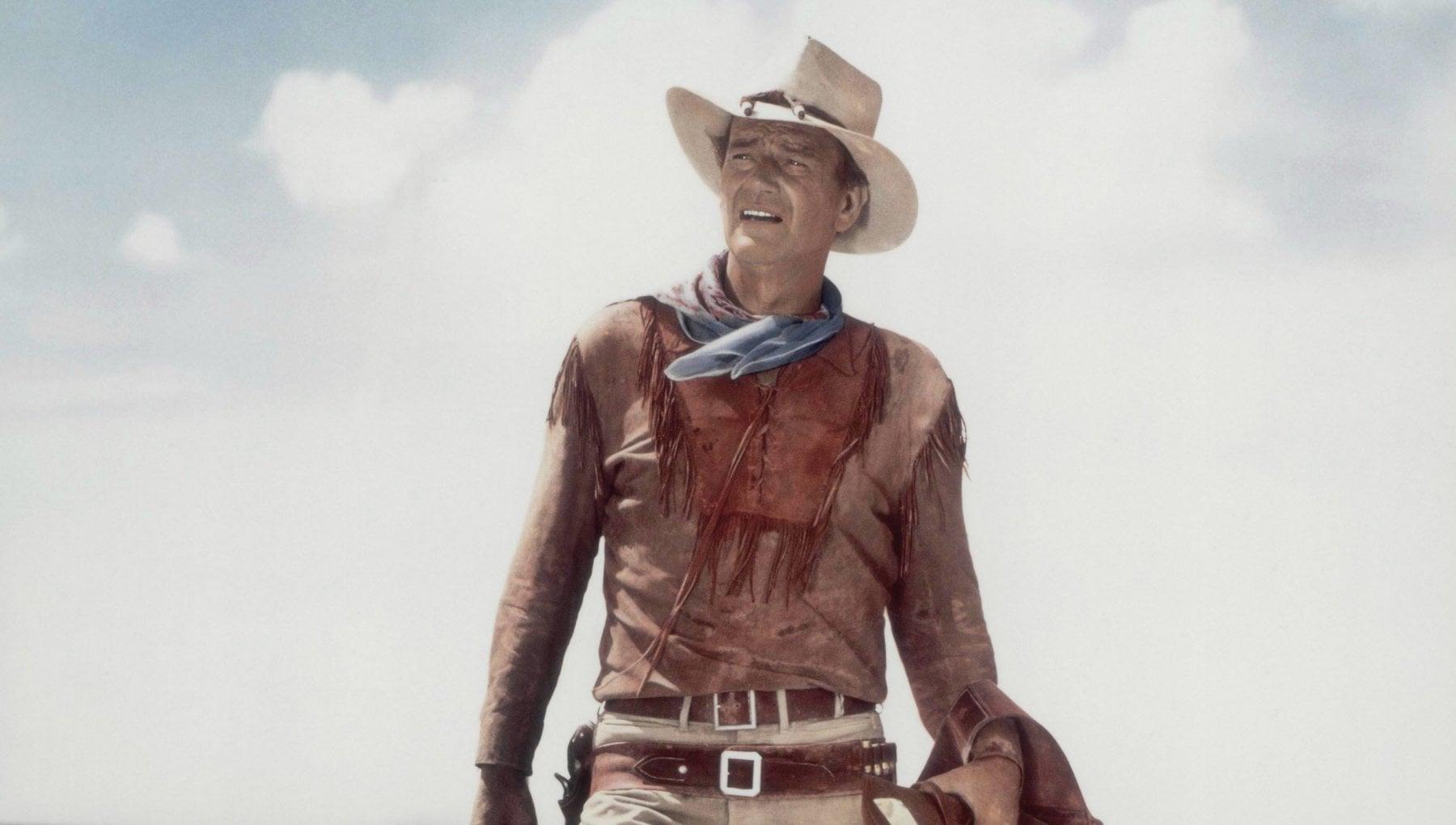 John Wayne il repubblicano dalla schiena dritta che non avrebbe appoggiato Trump