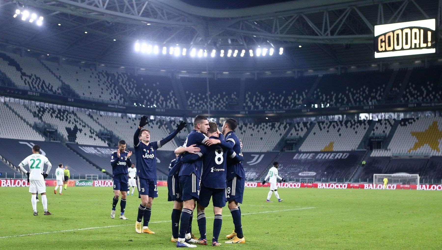 Juventus Sassuolo 3 1 Ramsey e Ronaldo risolvono il rebus emiliano