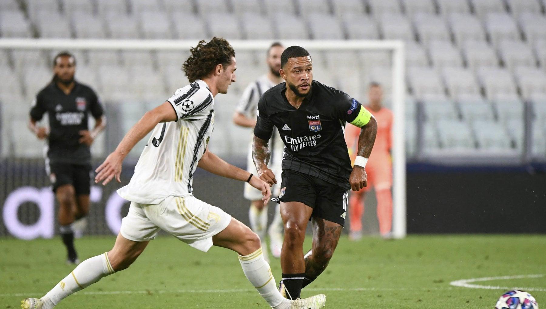Juventus lo strano caso di Rabiot due partite saltate per un turno di squalifica