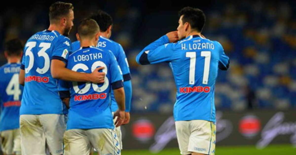 LEmpoli lotta ma il Napoli va avanti in Coppa Italia