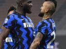 LInter di Conte batte 2 0 la Juve in gol Vidal e Barella