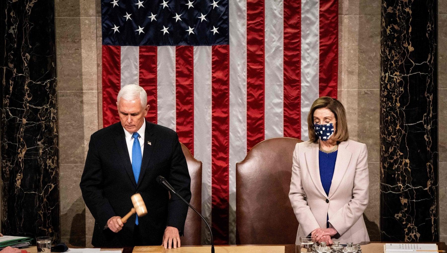 LOnda blu democratica spinge i mercati oltre i disordini di Washington le Borse puntano gia su Biden