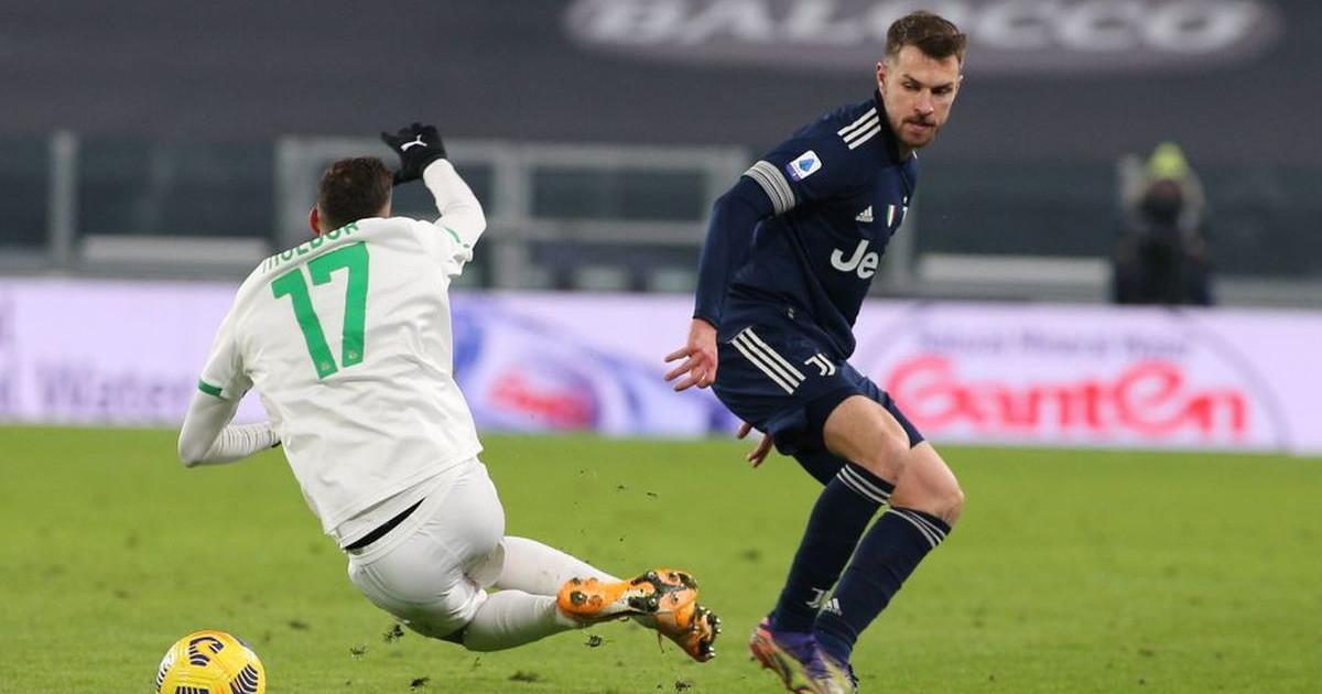 La Juve batte 3 1 il Sassuolo gol di Danilo Ramsey e Ronaldo