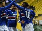 La Sampdoria espugna il Tardini Parma sconfitto 2 0