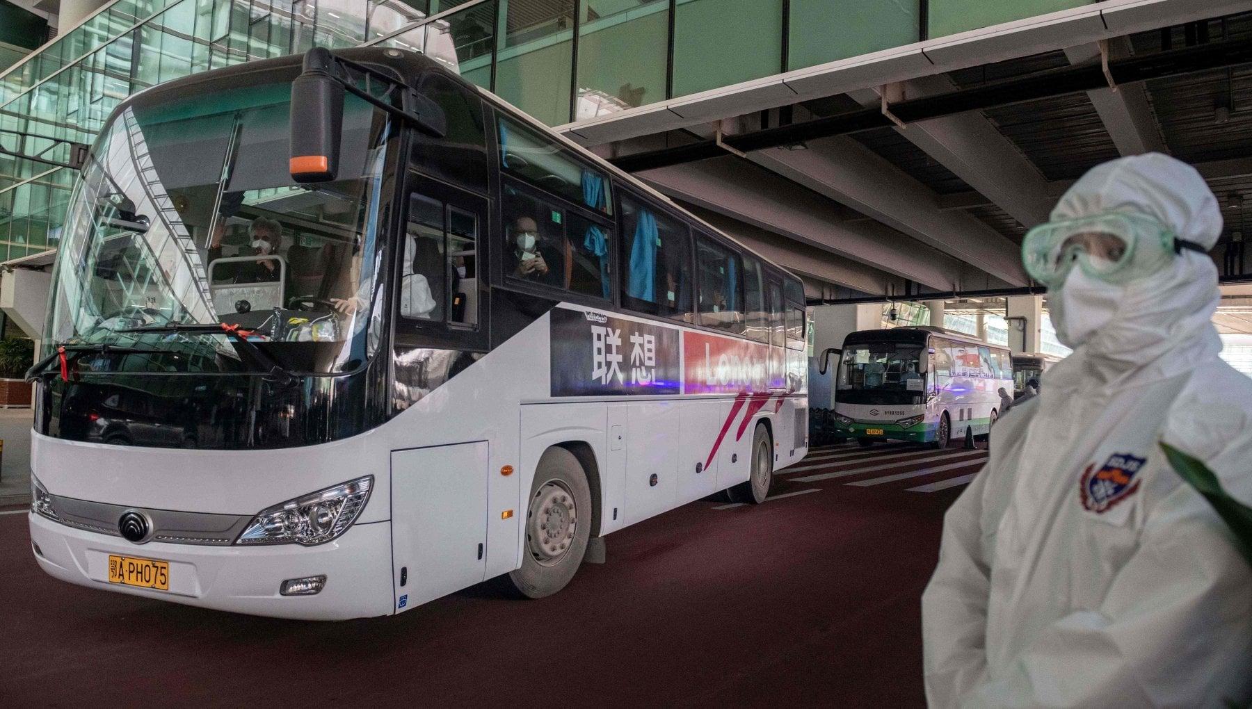 La missione dellOms in Cina chi sono cosa cercano e cosa sperano di trovare gli esperti a Wuhan