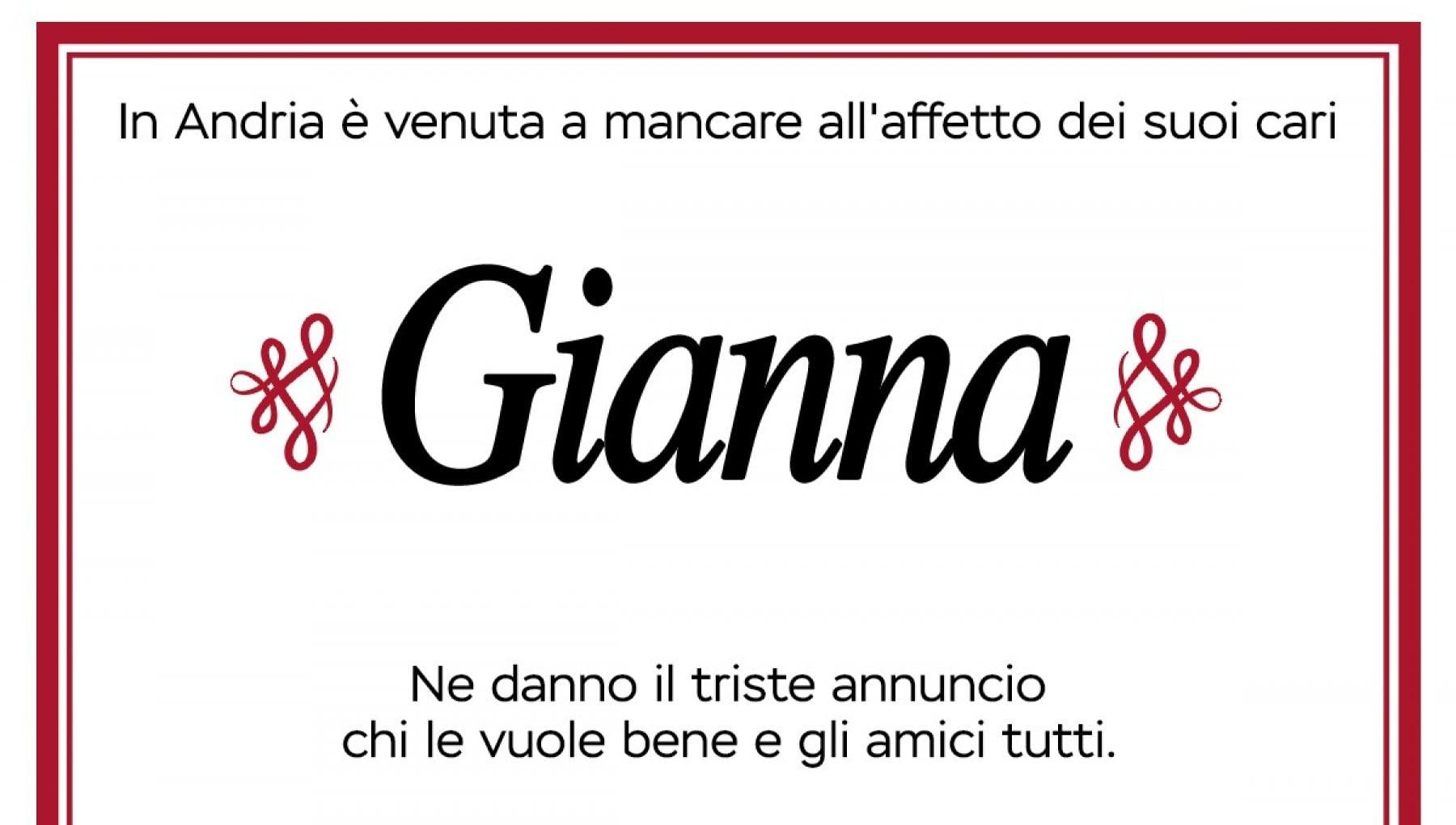 La transgender Gianna muore ad Andria ma sullannuncio scrivono Giovanni insorge la comunita Lgbt e Taffo dona un nuovo manifesto