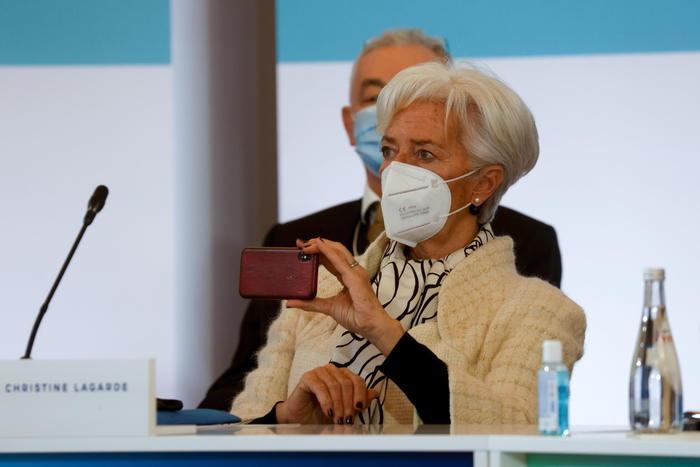 Lagarde fare presto sul recovery ripresa dipende da lockdown