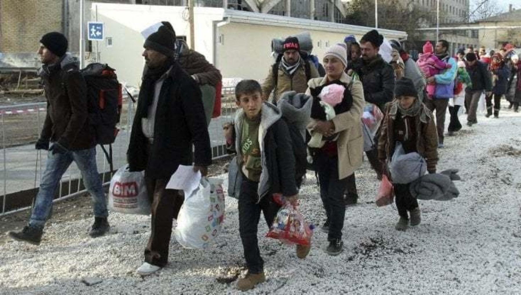Le riammissioni dei migranti in Slovenia sono illegali il Tribunale di Roma condanna il Viminale