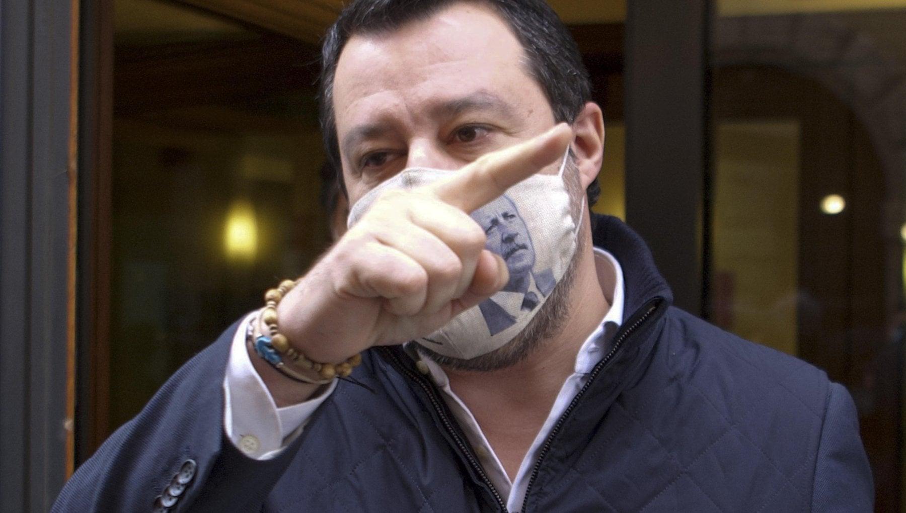 Lega Salvini attacca la giornalista Rai Sala e scatena lodio dei followers