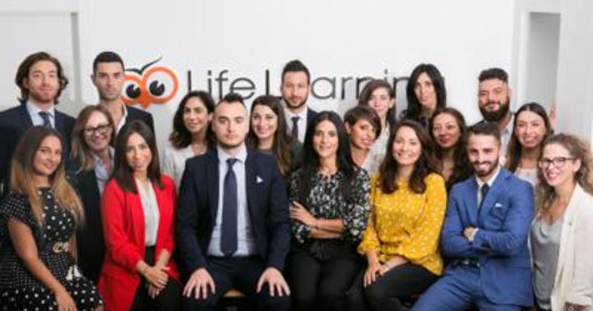Life Learning spesa pagata ogni mese per tutti i dipendenti