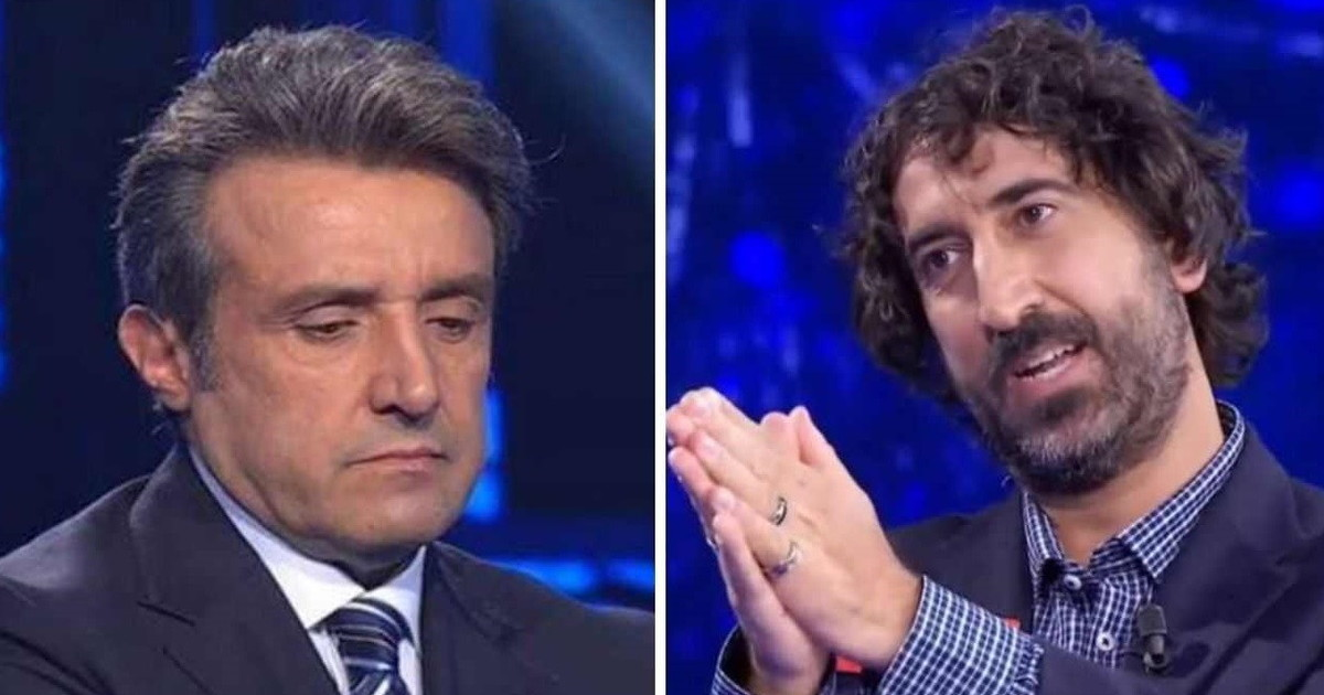 Lo ho guardato negli occhi e.... La confessione di Cannoletta il dramma in diretta di Flavio Insinna