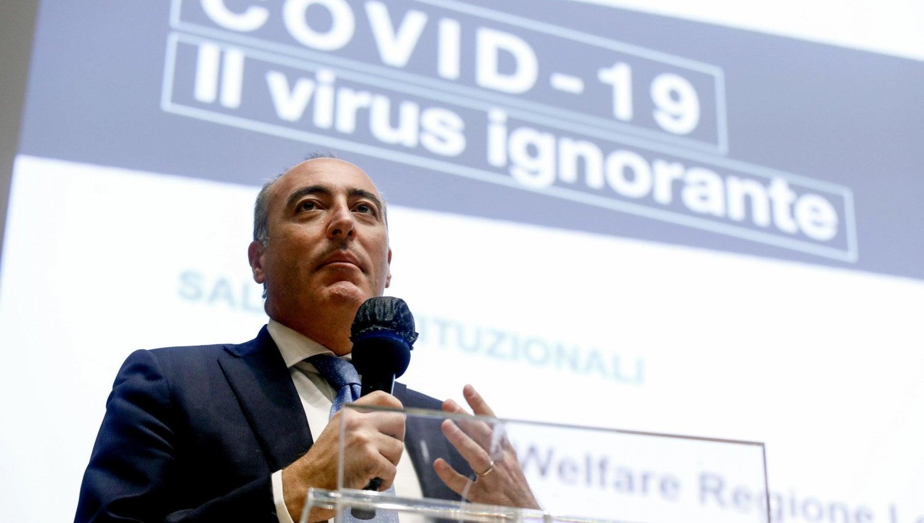 Lombardia la Lega scarica Gallera sui vaccini anti Covid