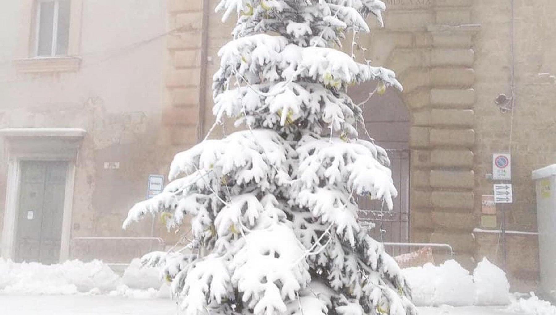 Maltempo Brennero bloccato per neve e gelo in arrivo dalla Siberia