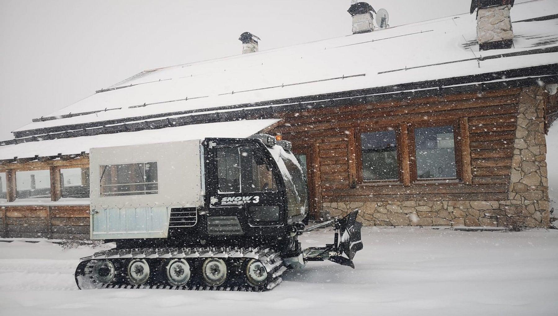 Maltempo in arrivo ondata gelida dai Balcani neve anche in pianura