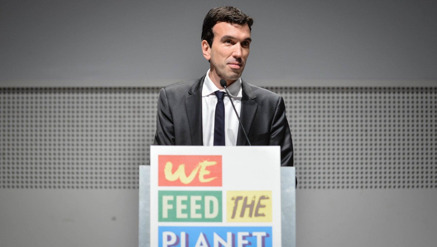 Maurizio Martina dalla politica alla diplomazia internazionale Portero alla Fao leredita di Expo 2015