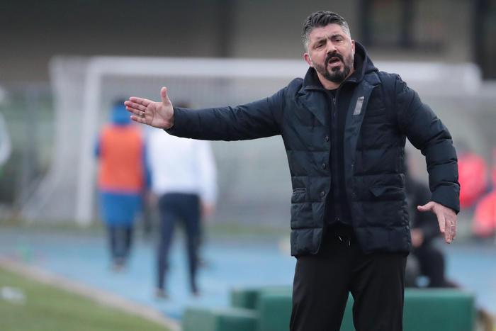 Napoli ira tifosi sui social spunta gattusout