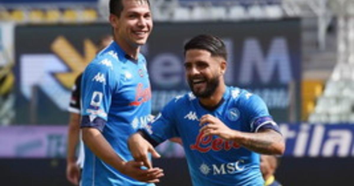 Napoli show al Maradona 6 0 alla Fiorentina