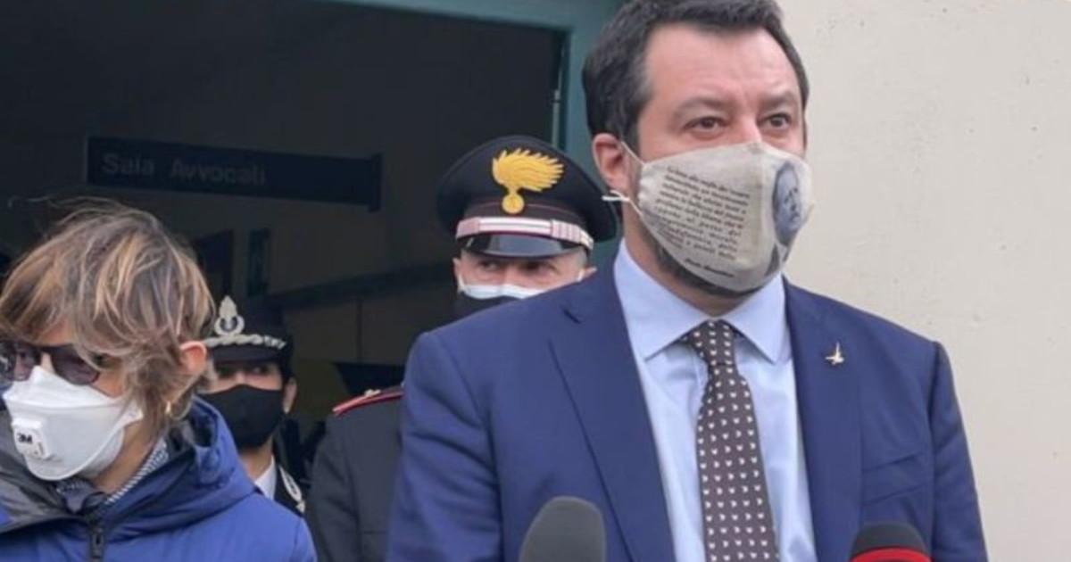 Open Arms Salvini Ho difeso sicurezza e leggi del Paese