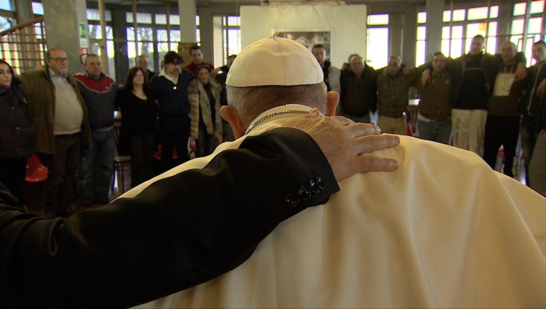 Quelle uscite segrete di papa Francesco una volta al mese per parlare con gli ultimi