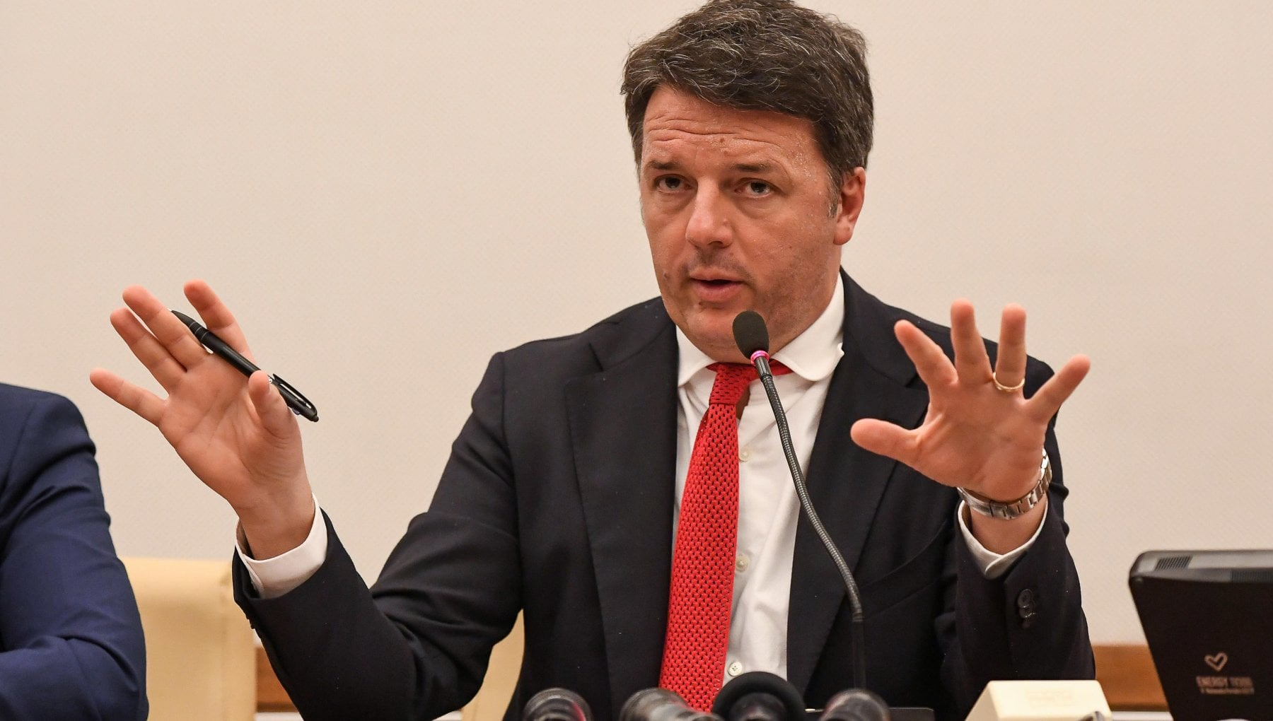 Recovery Renzi I prossimi incontri siano in streaming