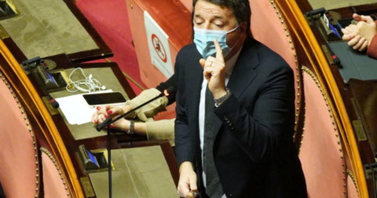 Renzi Se Conte va in aula fa un errore