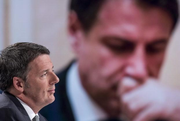 Renzi e Conte Un pessimo spettacolo un suk de noialtri perche serve un test di ingresso anche in politica