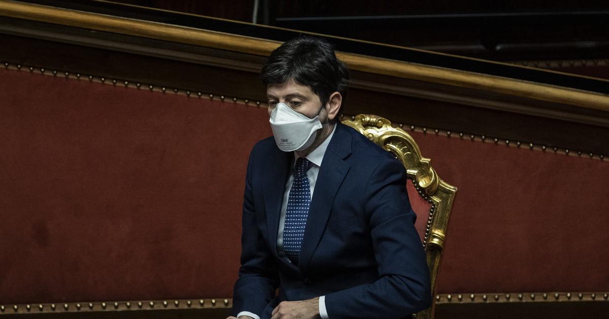 Report fara dimettere il ministro Speranza Covid come linfluenza fa morti ma.... I verbali terremoto del gennaio 2020