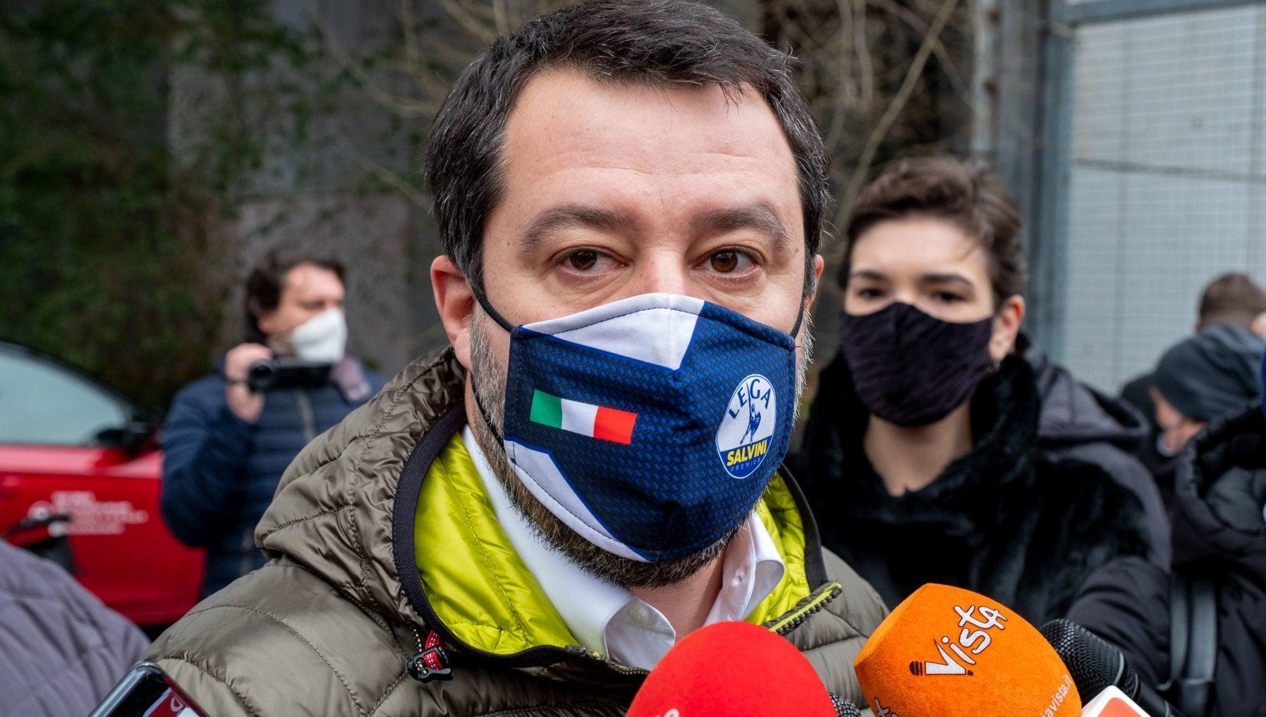 Rimpasto in Lombardia Salvini Moratti e una garanzia. La squadra e fatta