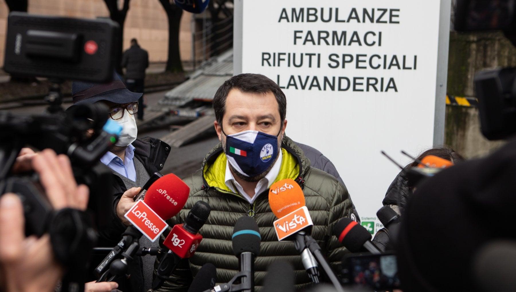 Rimpasto in Lombardia Salvini Squadra pronta al 99. Letizia Moratti Contento che ci sia