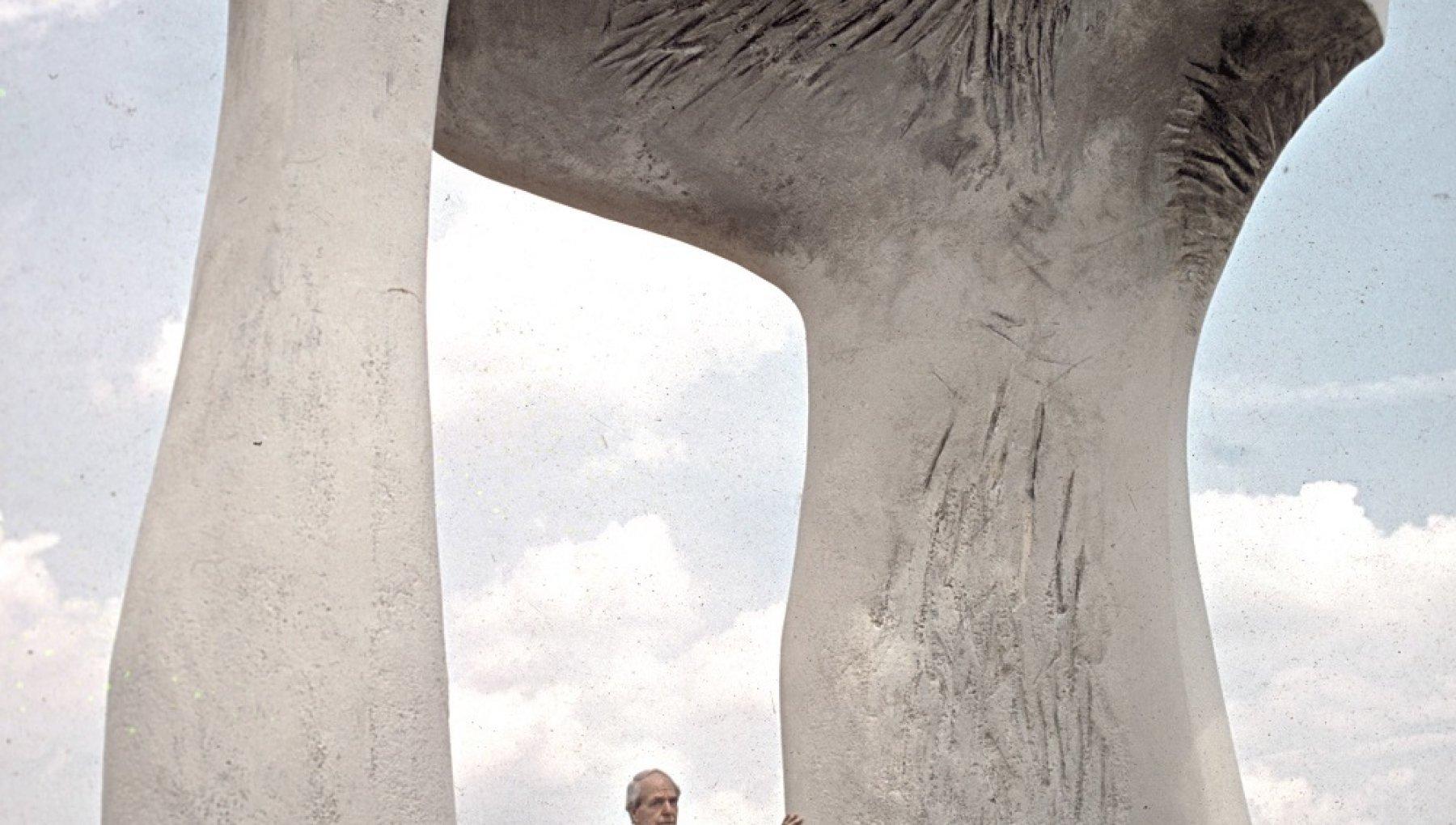 Ritratto di mio padre Henry Moore