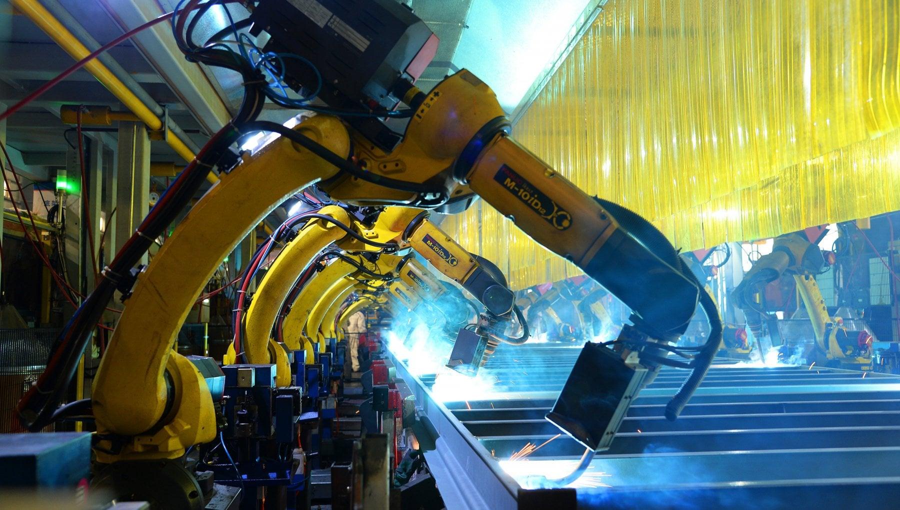 Robot arriva la prossima rivoluzione ma lItalia e piu impreparata degli altri