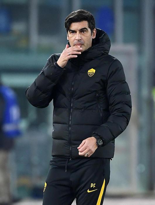 Roma Fonseca squadra e con me fiducia dal club