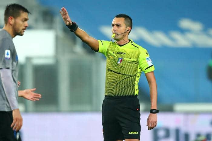 Roma Inter a Di Bello Maresca per Milan Torino