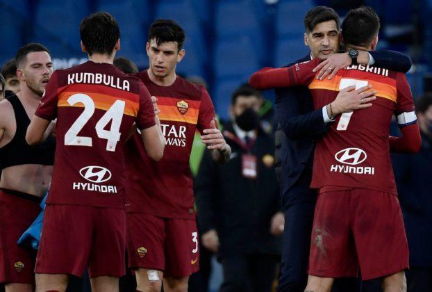 Roma Spezia 4 3 Pellegrini al 92 scaccia i fantasmi della crisi