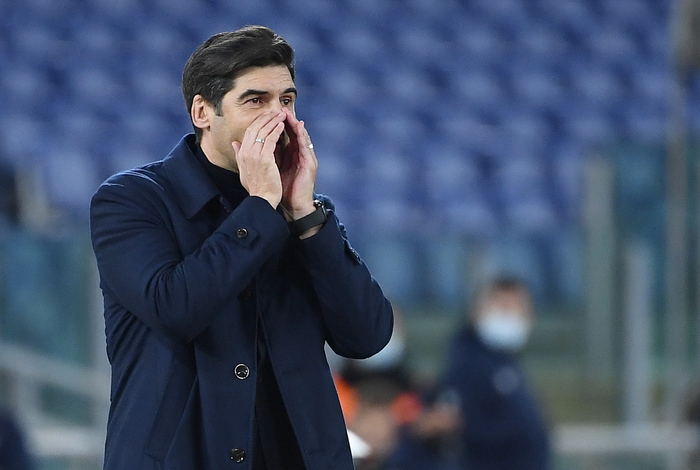 Roma gia al lavoro per Coppa Italia e dimenticare derby