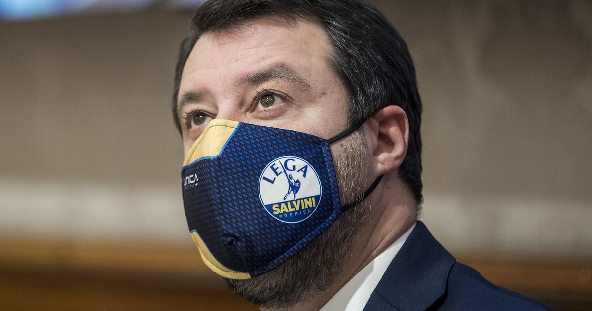 Salvini consultazioni ombra per decidere il nuovo premier Due nomi in ballo. Roba clamorosa come fara il Pd a dire no