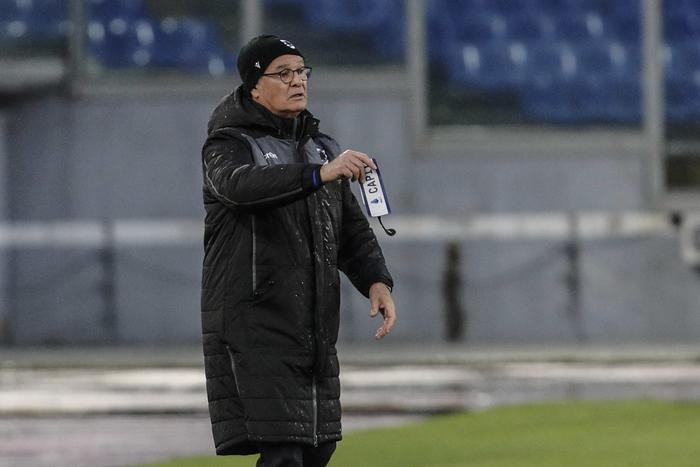 Sampdoria Ranieri Inter ha carattere di Conte