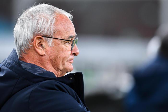 Sampdoria Ranieri con la Roma serve la gara perfetta