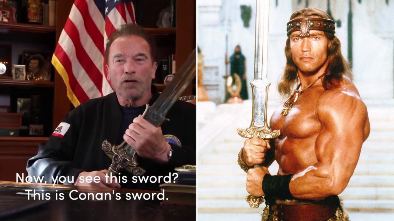 Schwarzenegger vs. Trump Assalto al Congresso e stato la Notte dei cristalli degli Usa