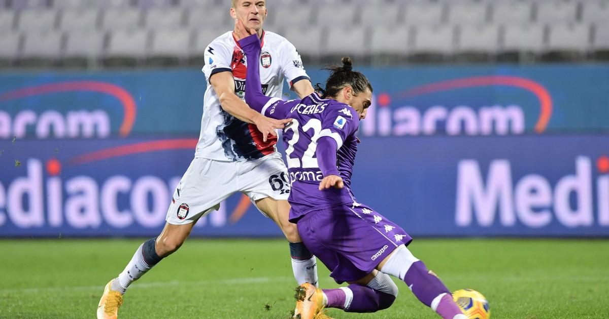 Serie A riscatto della Fiorentina che mette ko il Crotone con un convincente 2 a 1