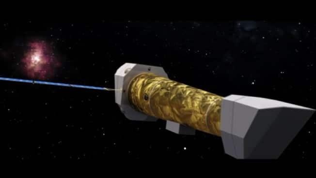 Spazio TAS costruira il modulo ottico della sonda Esa ATHENA