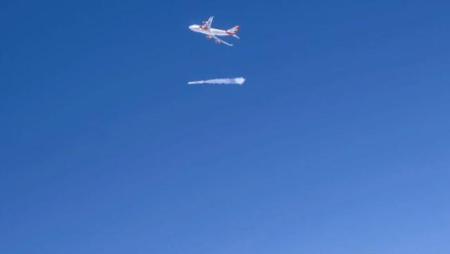 Spazio successo per il primo lancio operativo della Virgin Orbit