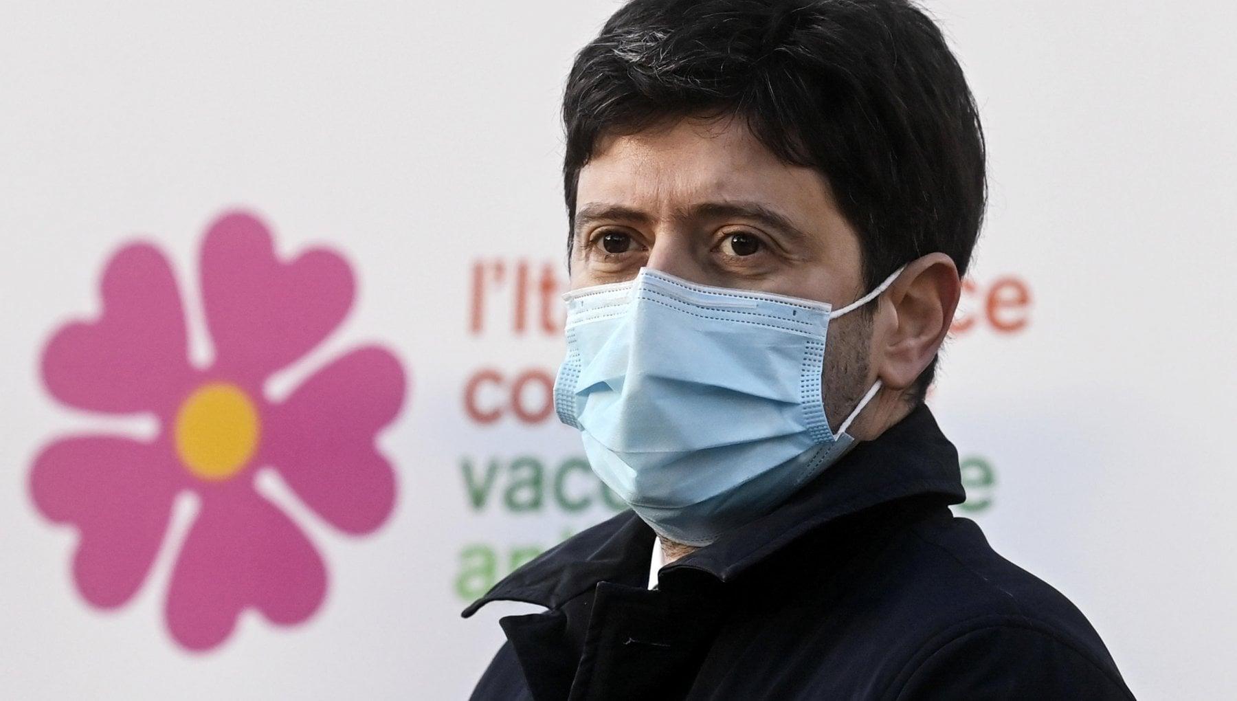 Speranza alla Camera Epidemia in fase espansiva 12 regioni a rischio alto