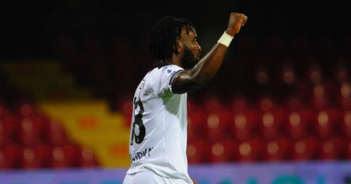 Spezia Sampdoria 2 1 Nzola decide su rigore il derby ligure