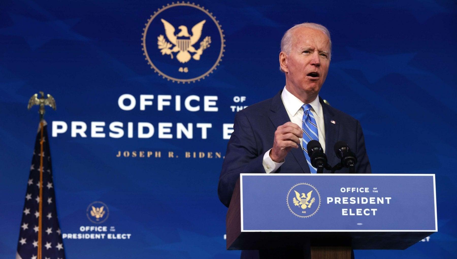 Stati Uniti ecco la manovra Biden 1.900 miliardi contro pandemia e recessione