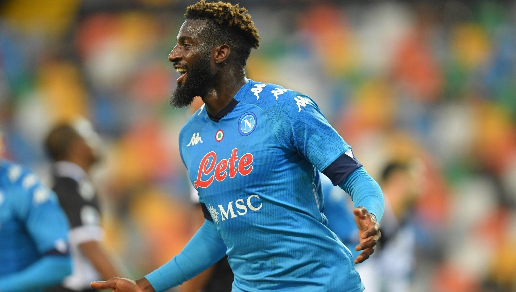 Udinese Napoli 1 2 decide Bakayoko al 90