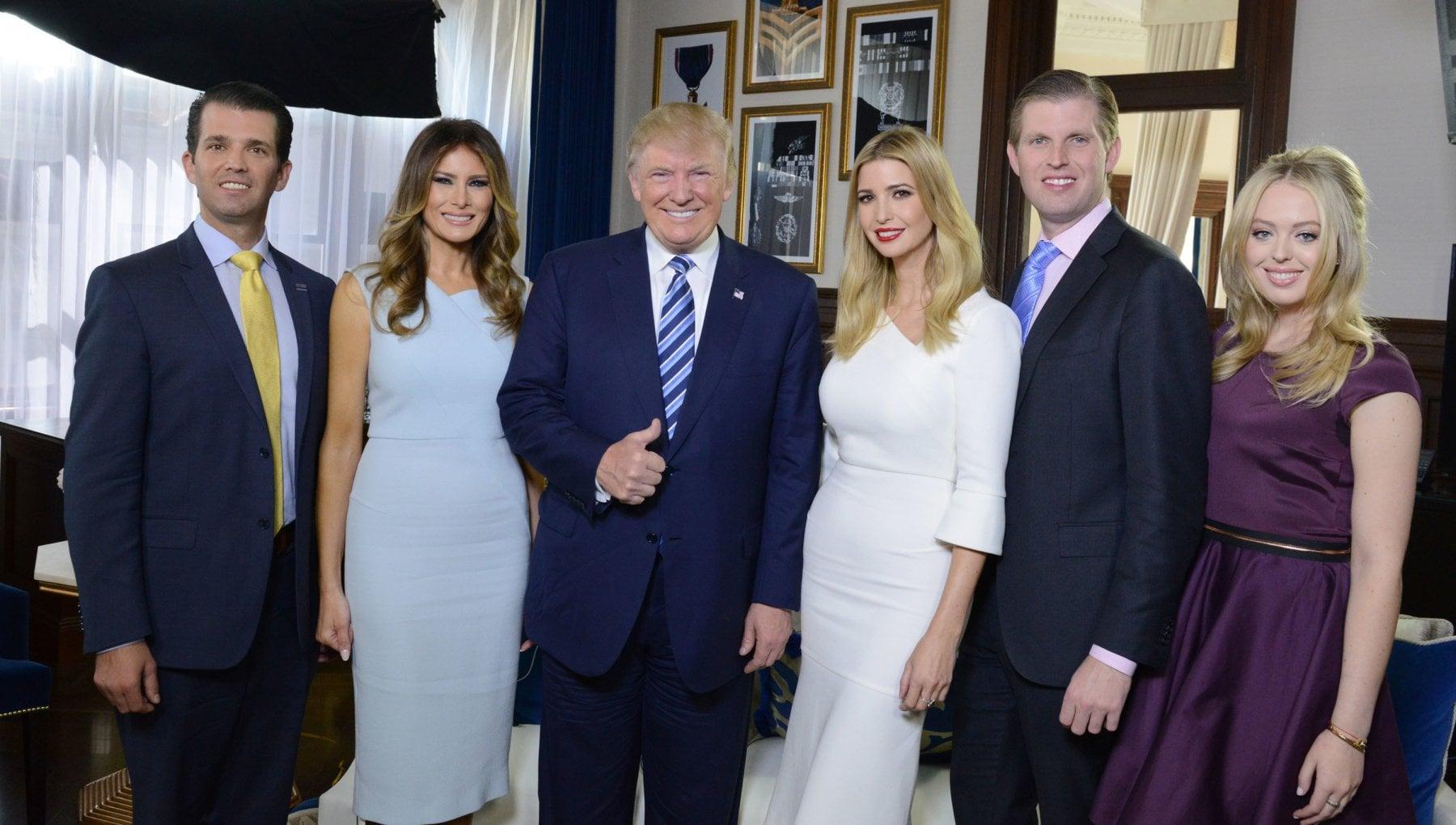 Usa Melania Trump condanna lassalto al Congresso Inaccettabile